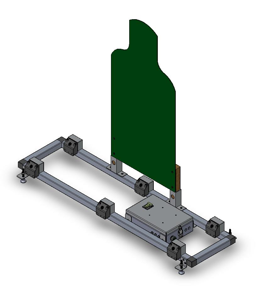 Portable h-bar